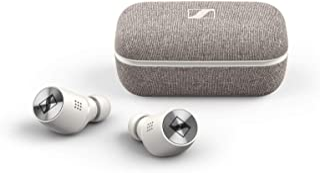 Sennheiser ゼンハイザー Bluetooth 完全ワイヤレスイヤフォン MOMENTUM True Wireless 2, M3IETW2 WHITE ノイズキャンセリング、LDSアンテナ、Bluetooth 5.1、ドイツ本社開発7...