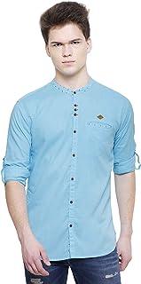Kuons Avenue Men's Slim Fit Shirt