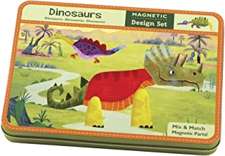 Dinosaurs Magnetic Build-its
