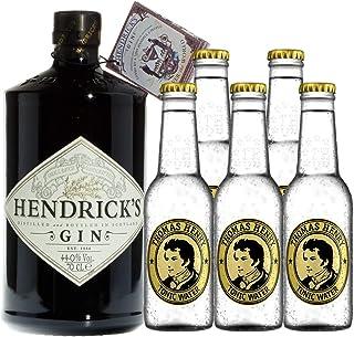 Hendricks Gin & Thomas Herny Tonic