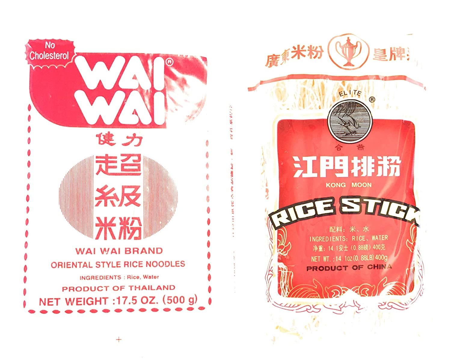 Wai Brand Oriental Style Rice And Memphis Mall Kong Sti shop Moon Noodles