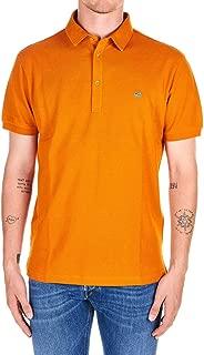 ETRO Luxury Fashion Mens 1Y14196800750 Orange Polo Shirt | Fall Winter 19