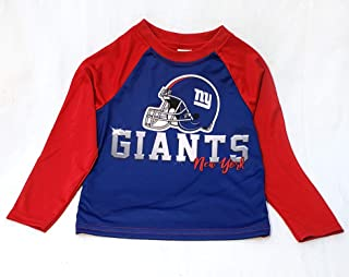 NFL Boys Long Sleeve Team TEE Shirt