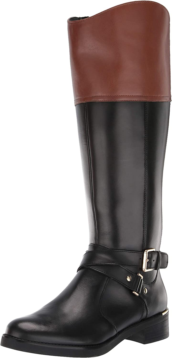 Bandolino Footwear Women's JIMANI Knee Multi 6 Boot Spring new work one after another High free Black