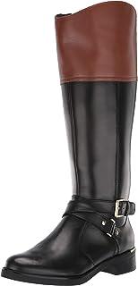Bandolino Footwear Women's JIMANI Knee High Boot, Black Multi, 5 M US