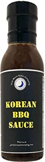 PREMIUM   Korean BBQ Sauce   CRAFTED in Small Fresh with Farm Fresh SPICES for Premium Flavor and Zest