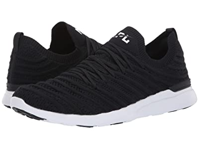 Athletic Propulsion Labs (APL) Techloom Wave (Black/White) Men