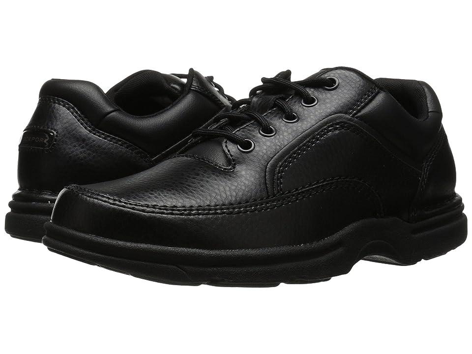 Rockport Eureka (Black Leather) Men