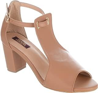Shuz Touch TAN Sandal