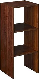 ClosetMaid 1304 Stackable 31-Inch Vertical Organizer, Dark Cherry