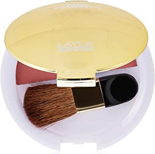 LAYLA COSMETICS MILANO Layla Top Cover Compact Blush - 11 Pink Cashmer
