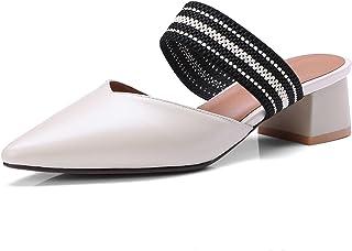Donyyyy Baotou cool cool zapatillas y zapatillas para mujer y en verano