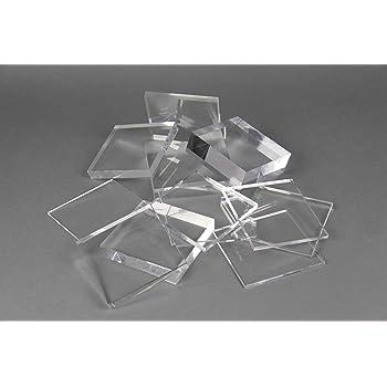 3 mm, 1000 x 500 mm Acrylglas Zuschnitt Plexiglas Zuschnitt 2-8mm Platte//Scheibe klar//transparent