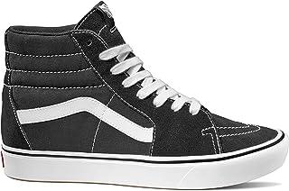 Vans Comfycush Sk8-Hi Black/White Skate/Casual (VN0A3WMBVNE)