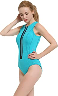 THERMAL LADY SWIMSUIT BLACK 2mm XS/1