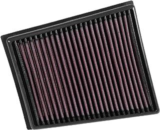 K&N 33-3057 Filtre à Air du Moteur: Haute Performance, Premium, Lavable, Filtre de Remplacement, Plus de Pouvoir, 2015-201...