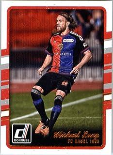 2016 Donruss #75 Michael Lang FC Basel 1893 Soccer Card