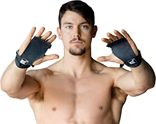 IsoGrip Hand Grips For CrossFit,  Gymnastics,  Weight Lifting,  and Cross Training - CrossFit Gloves,  Gymnastics Grips For Men and Women - Cross Training Gloves For Muscle and Pull ups - Tactical Grips