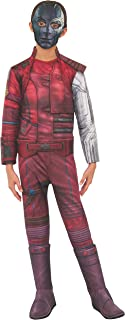 Avengers 4 Deluxe Nebula Costume & Mask