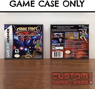 Gameboy Advance Shining Force: Resurrection of the Dark Dragon - Case