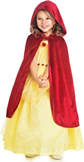 Deluxe Hooded Princess Cloaks