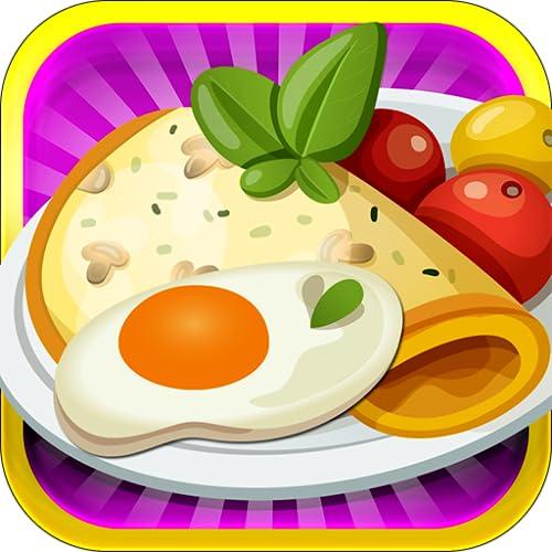 Breakfast Maker - Break Fast Cooking Games for Girls.