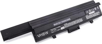 vhbw Akku passend f r Dell XPS M1330 Laptop Notebook Li-Ion 6600mAh 11 1V 73 26Wh schwarz Schätzpreis : 40,29 €