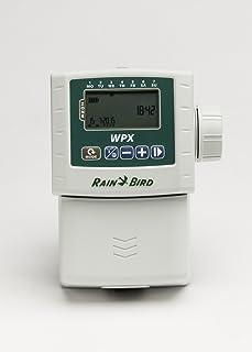 Rain Bird WPX 9V regeleenheid batterij aangedreven 1,2,4,6 zones selecteerbaar bewateringscomputer (1 station)