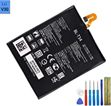 Li-Polymer Replacement Battery BL-T34 Compatible with LG V30 H930 H933 H932 LS998 H931 US998 VS996 with Tool
