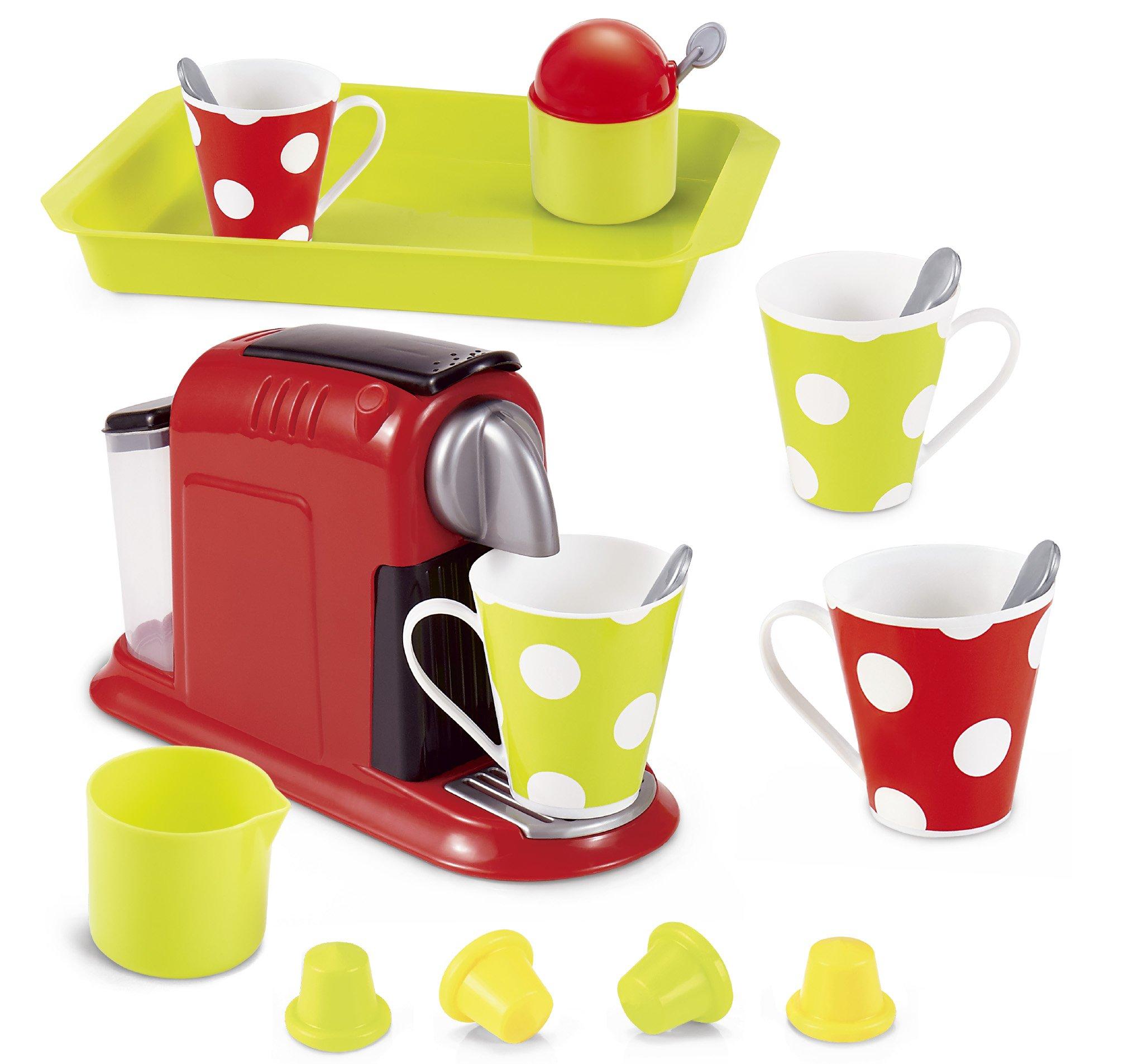 Toaster Cups and Utensils PowerTRC Kitchen Appliances Playset Kettle Mixer