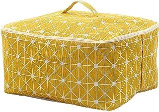 Pinghub Grands sacs de rangement Sac de rangement Vêtements de rangement Vêtements de rangement Sacs de rangement en tissu...