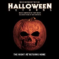 Halloween Returns: Music Inspired By Film MP3 Album Download for Free