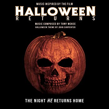 Halloween Returns: Music Inspired By Film MP3 Album Download