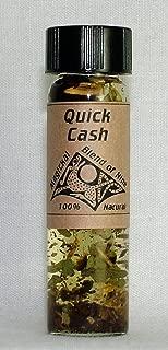 Quick Cash Magickal Oil