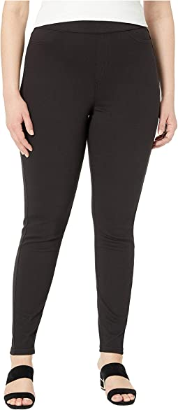 Plus Size Curvy Fit Jean Leggings
