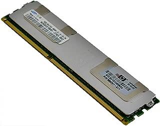 HP 16GB 4RX4 PC3-8500 DDR3-1066 CAS 7 Registered Memory 500666-B21 501538-001