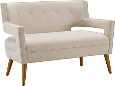 Miraculous Amazon Com Divano Roma Furniture Modern Mid Century Style Beatyapartments Chair Design Images Beatyapartmentscom