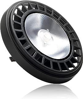 LED PAR36 Bulb, 15W (100W Equivalent), Dimmable, Waterproof Landscape Garden Light, 3000K (Soft White), 12V AC/DC, 1000Lm