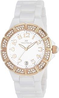 [フォリフォリ] 腕時計 DORIAN WF9F005BDZ-XX レディース ホワイト [並行輸入品]