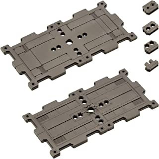Hexa Gear Block: Base 02 Panel Option A 1:24 Scale Model Kit