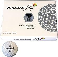 カエデ KAEDE ボール FLY SOFT DIST ボール 1ダース(12個入り)