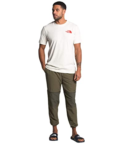 The North Face Class V Convertible Pants (Burnt Olive Green/New Taupe/Green) Men
