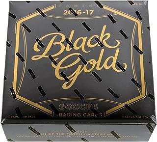 2016-17 Panini Black Gold Soccer Hobby Box