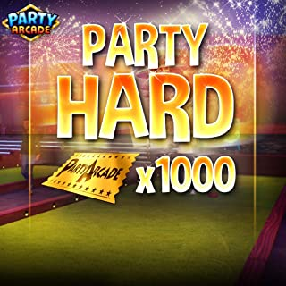 PARTY ARCADE:  PARTY HARD PACK - [PS4 Digital Code]