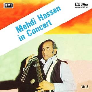Mehdi Hassan In Concert, Vol. 5 (Live)