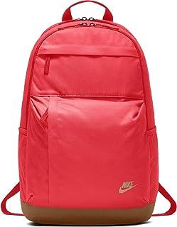 Nike NKBA5768-850 Elemental LBR Backpack for Unisex, Red
