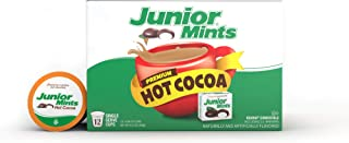 Junior Mints Hot Cocoa Single Serve Pods, Compatible with 2.0 Keurig, 12Count