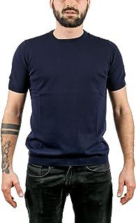 Gran Sasso Luxury Fashion Mens 5715020615598 Blue T-Shirt | Spring Summer 20