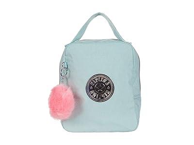 Kipling Lyla Insulated Lunch Bag (Galaxy Twist Teal) Handbags