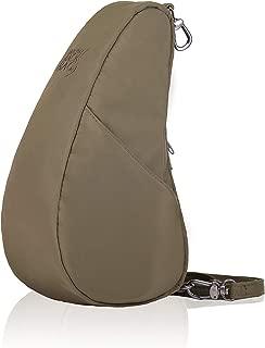 Inc. Healthy Back Bag Microfiber Baglett - Large Backpack Taupe
